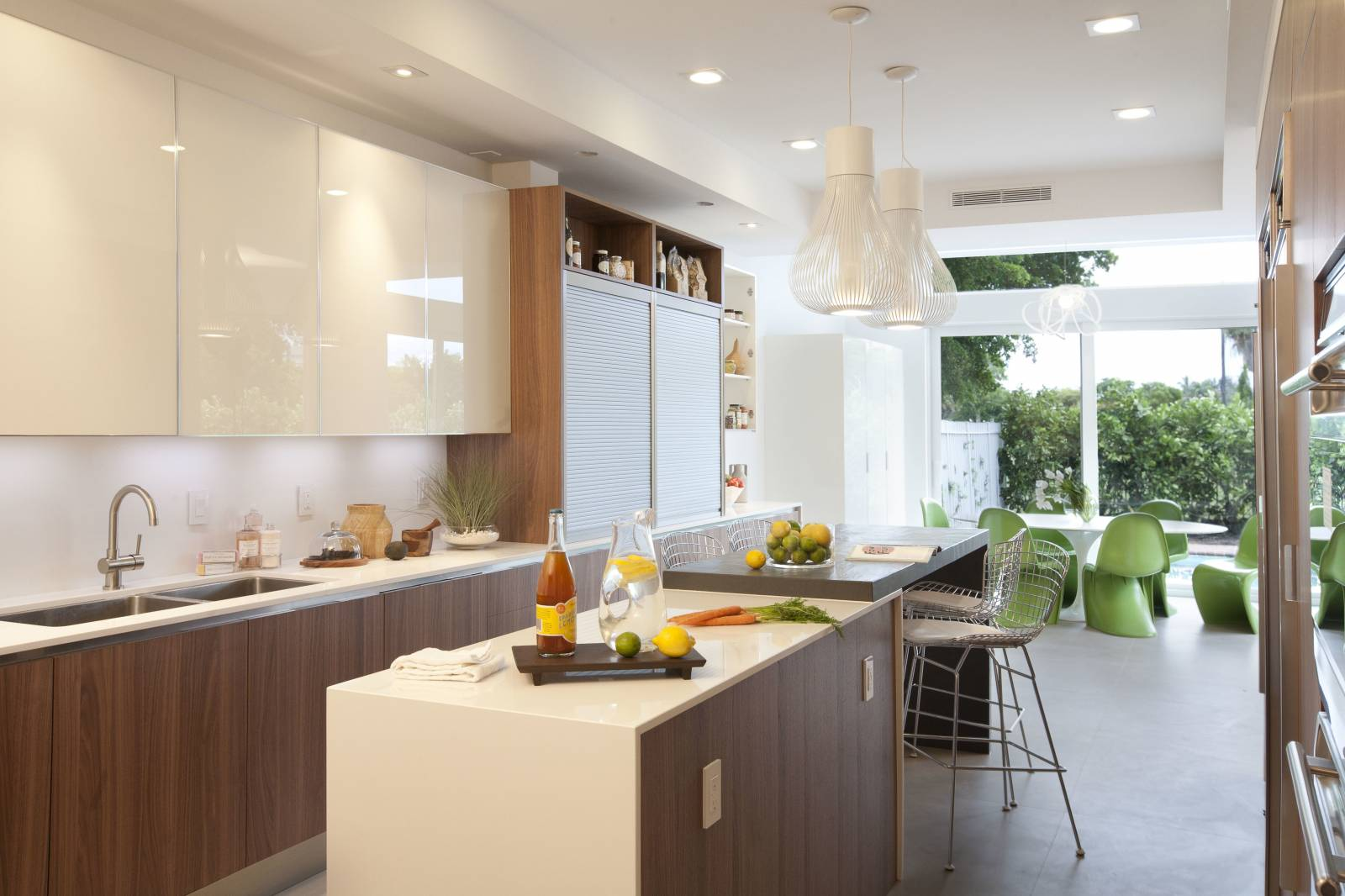 Интерьер дизайн кухни мебель
